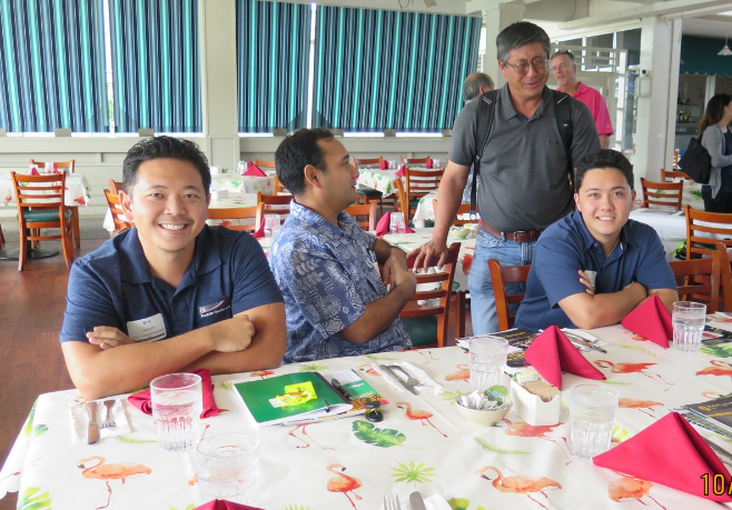 HAPI Lunch Meeting - Maui Beach Hotel