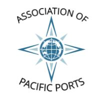 Association of Pacific Ports logo