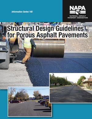 Structural Design Guidelines for Porous Asphalt Pavements