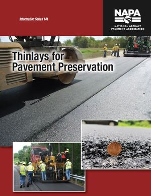 Thinlays for Pavement Preservation